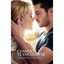 Cuando Te Encuentre (the Lucky One) Nicholas Sparks