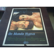 Poster Original A Young World Un Monde Nouveau Vitto De Sica