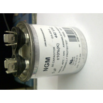 Capacitor Para Aire Acondicionado 5mf-440v. Electronet25