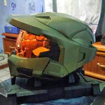 Casco De Colección Master Chief Halo 3 - Halo Essentials