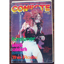 Revista Conecte,blak Sabbath,kiss,george Harrison,the Kinks