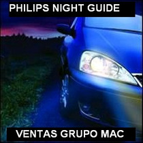 Focos Philips Night Guide Con La Mas Avanzada Tecnologia