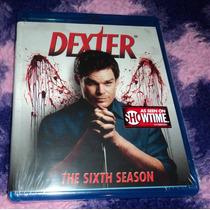 Dexter - Sexta Temporada Bluray Importado Usa Hm4