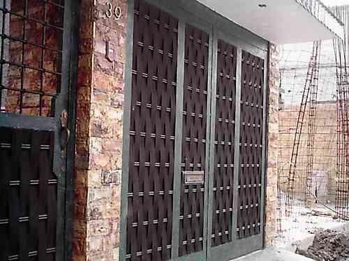 Puerta Tejida De Herreria Rustica Fina (Otros) A MXN 3880
