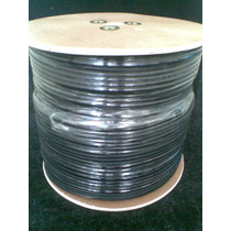 Remato Cable Coaxial Rg-59 Rollo 305 M