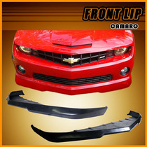 Spoiler Lip Delantero Inferior Camaro Ss 2010 2011 2012 Au1