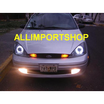 Ojos De Angel Para Ford Focus Sedan Zx3 Zx4 Wagon O Svt *