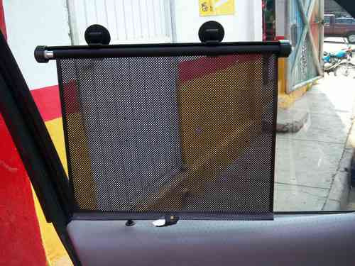 Cortina para sol universal enrollable y movible 160 bd5oy - Cortinas para el sol ...