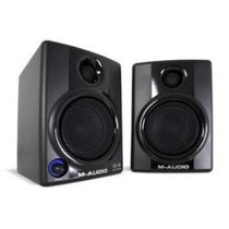 Monitor De Estudio Amplificado Avid (m-audio) Av30