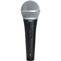 Microfono: Shure Pg58-lc Vocal Micrófono Dinámico, Cardioide