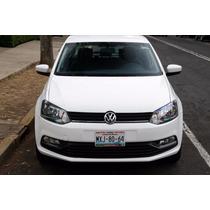 Volkswagen Polo 5p L4 1.6 Aut Precioso!