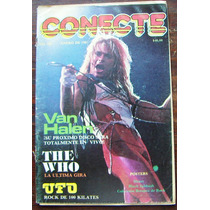 Revista Conecte,van Halen,the Doors,judas Priest,heart
