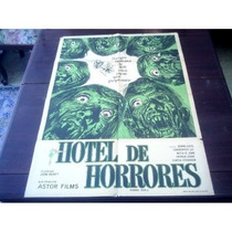 Poster Original Horror Hotel The City Of The Dead Christ Lee
