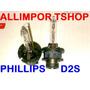 Foco De Xenon Original De Agencia Medida D2s Philips Germany