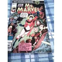 Cimic Ms.marvel Macc Division Historietas