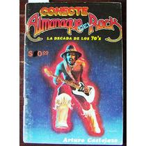 Libro Rock,conecte,almanaque Del Rock,la Decada De Los 70´s