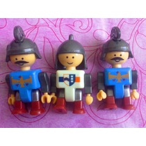 Guardias Medieval Tipo Lego
