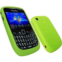 Funda Silicon Blackberry 8520 Original 100% Varios Colores