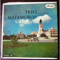 Afroantillana.trio Matamoros, Afrocubana.lp12´.de Usa.dvn