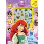 Mi Libro De Historias Magnéticas: Disney Princesas