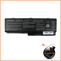 Bateria P / Laptop Toshiba Satellite Series P205 P205d P300