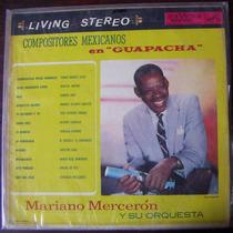 Afroantillana,mariano Merceron Y Su Orquesta Lp 12´ Dvn