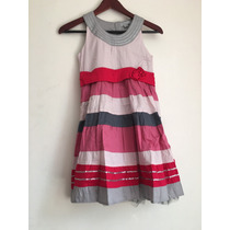 Vestido Formal Niña Talla 10 Patch Princess