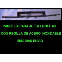 Parrilla Deportiva Tuning Jetta A3 Golf A3