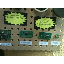 Chips Y Engranes Para Copiadoras Todas Las Marcas