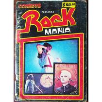Libro Rock, Conecte Presenta Rock Mania