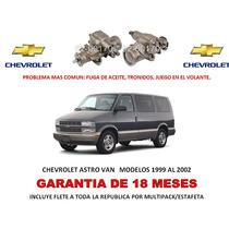 Caja Direccion Hidraulica Sinfin Chevrolet Astro Van 99-02
