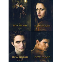 Tarjetas Twilight New Moon Luna Nueva Comic Con S Diego ´09