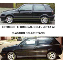 Estribos Tipo Original Golf Gti Jetta A3