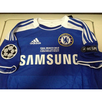 Jersey Adidas Chelsea Final Champions League 2012 Original