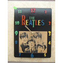 The Beatles Reloj De Pared