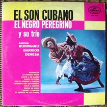 Bolero, El Negro Peregrino Y Si Trio .lp12´,dvn