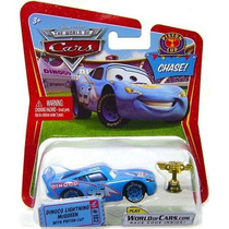 Cars Disney Dinoco Mcqueen Piston Cup. Look My Eyes. Chase.
