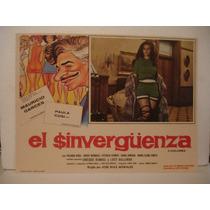 Mauricio Garces , El Sinvergüenza , Cartel De Cine