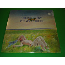 Lp The Moody Blues - Voices In The Sky / Elp Jethro Tull Yes