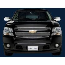 Parrilla Billet Chevrolet Avalanche 06 07 08 Cromada Calidad