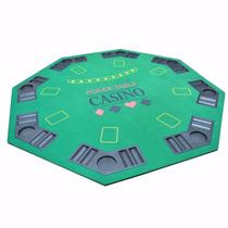 Poker Table Mesa De Poker 8 Jugadores Portatil Paga A Meses