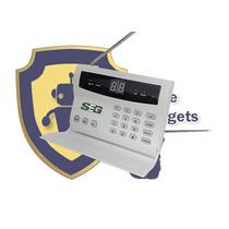 Kit Alarma Telefonica Inalambrica Casa O Negocio