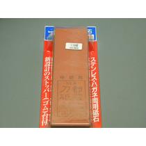 Bo183 Piedra De Afilar Japonesa Con Base Grano 1000