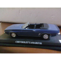 Chevroley Camaro 69 Ss Escala 1:43 Convertible