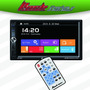 Autoestereo Pantalla Tactil 7 Mp3 Mp5 Bluetooth Usb Avin&out