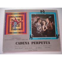 Pedro Armendariz, Cadena Perpetua , Cartel De Cine