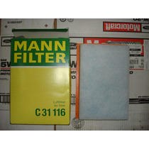 Filtro Aire Seat Alhambra, Vw Sharan, C31116
