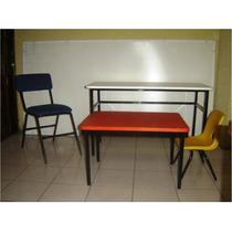Muebles Escolares Mesa De Trabajo Bancos De Laboratoriommu