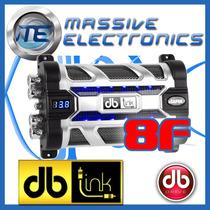Capacitor 8 F Db Link Lcap8kf 8f Sonido Y Amplificador Dpa