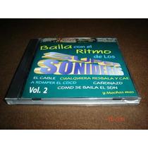 Soninogue, Mercenario,congo-cd-los Sonideros Disco 2 Dmh